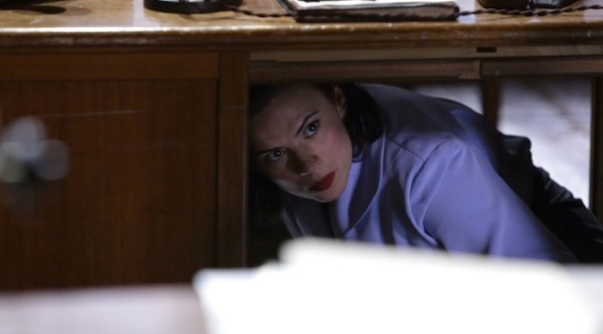 "Agent Carter 1.2 – ""Bridge and Tunnel"""