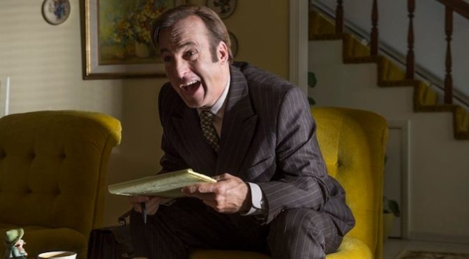 "Better Call Saul 1.5 – ""Alpine Shepherd Boy"""