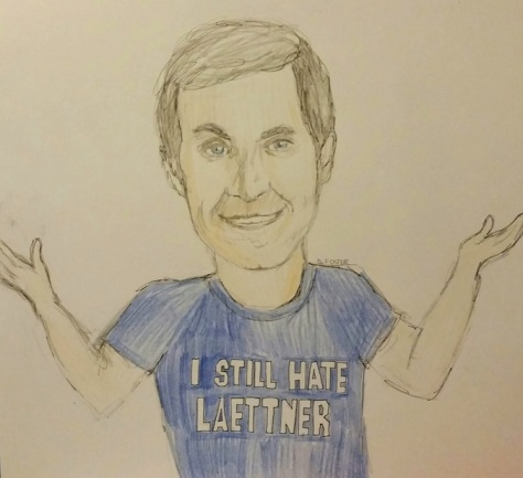 I Hate Christian Laettner, by Bridget Foster Reed