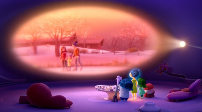 Inside Out (2015): Pixar Goes to Therapy