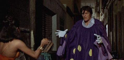 The best of sixty-five costume changes throughout Moonraker.