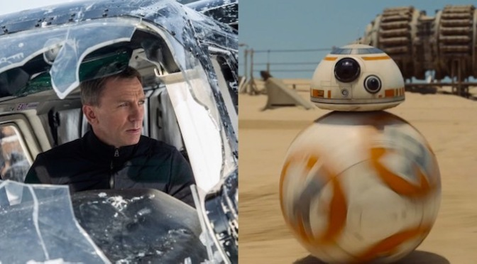 Face Off: James Bond and Star Wars