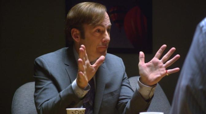 """Better Call Saul 2.2 – """"Cobbler"""""""
