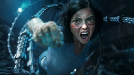 Alita Battle Angel 2019 Motion State Review
