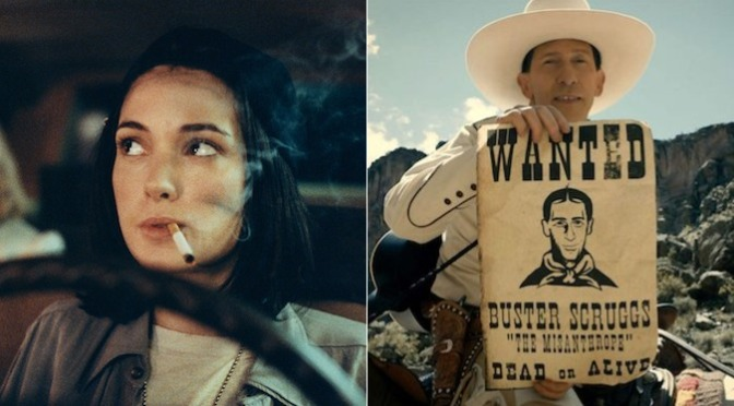 Face Off: Night on Earth (1991) and The Ballad of Buster Scruggs (2018)