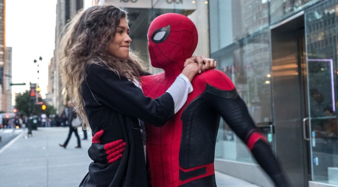 Spider-Man: Far From Home (2019)